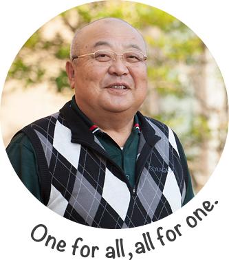 社会福祉法人静和会 理事長 今川 智巳