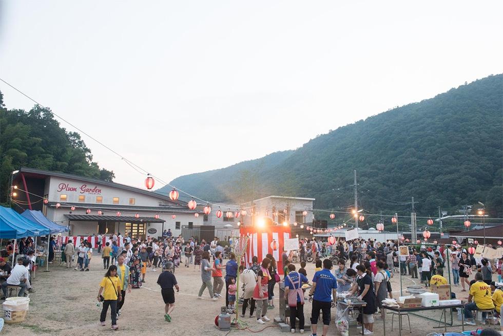 大日学園 夏祭