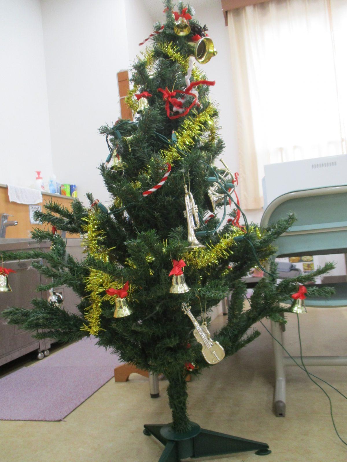 ドキドキ・ワクワク クリスマス会! 未来図 放課後等デイサービス