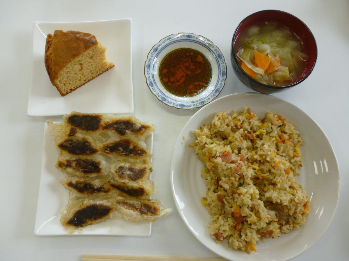 男の料理教室 第1回