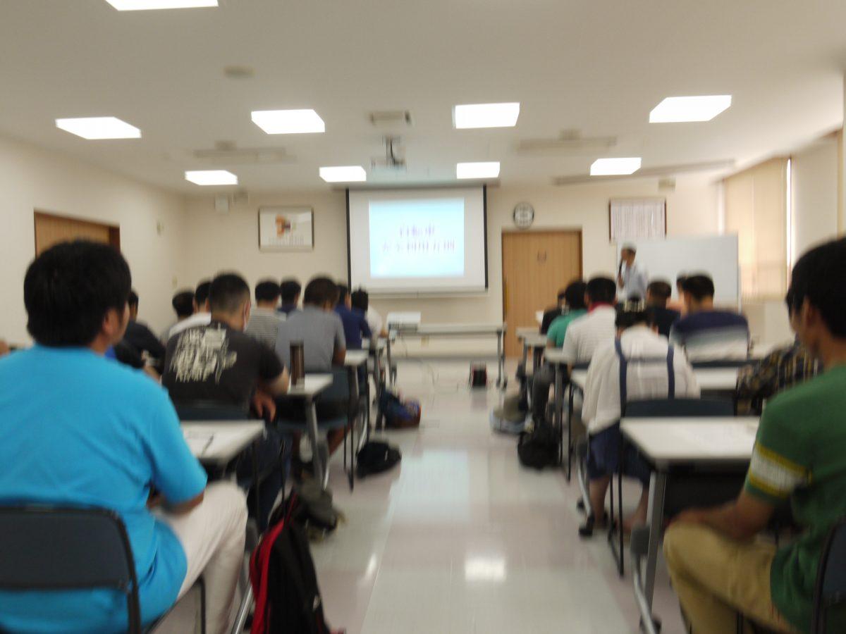 交通安全教室&レクレーションを行いました